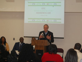 First State, Senator Carper Hosts Earned Income Tax Credit Awareness Day
