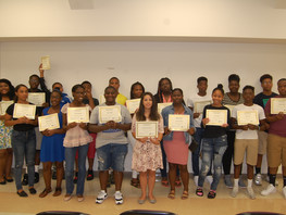 SYEP Teen Workers Recognized – SYEP Appreciation Event
