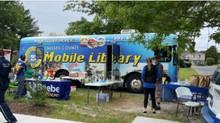 Bookmobile Coming to Laurel & Bridgeville Thursday!