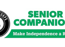Senior Corps Week ~ Senior Companions Making Independence A Reality