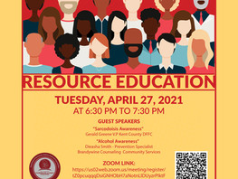 Kent County Resource Education Webinar