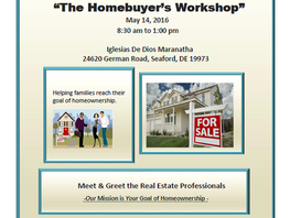 Homebuyer Workshop - Making home ownership a reality!