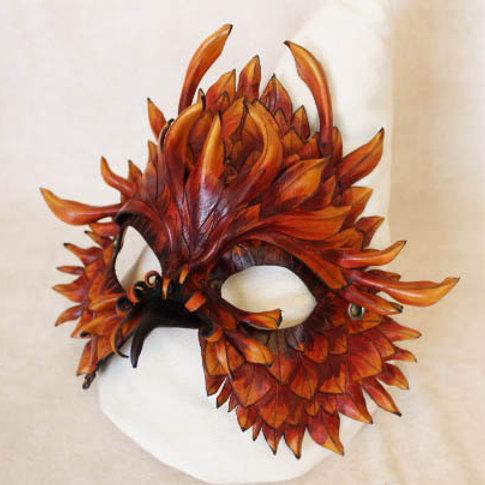 Masque hibou