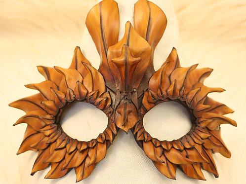 Masque plumes