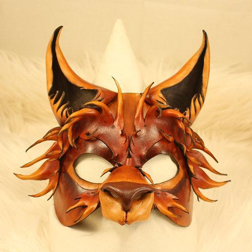 masque renarde