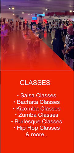 Salsa Classes, Dance Classes in Christchurch, Zumba, Hip Hop