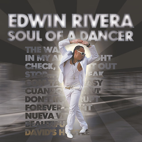 Edwin Rivera CD's
