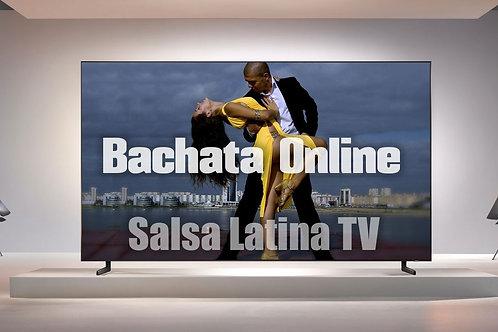 Bachata Online Video Intermediate Course