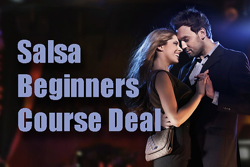 Salsa Beginners 101 Thursday Course Deal