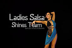 Ladies performance Salsa & Latin courses