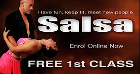 Salsa Dance Classes in Christchurch