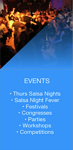 Latin Dance Events & Salsa Dance Parties in Christchurch New Zealand