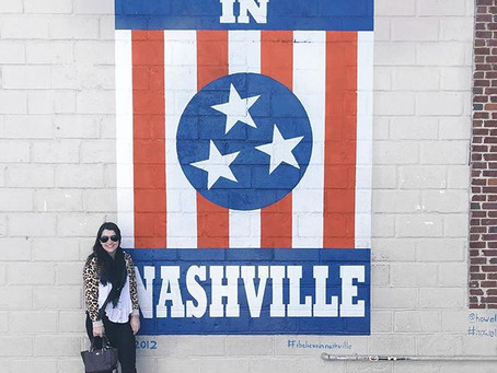 A Weekend in Nashville | Travel Guide by Alana Robin