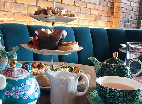 Tea Time Review: The Harvey @ Williamsburg Hotel