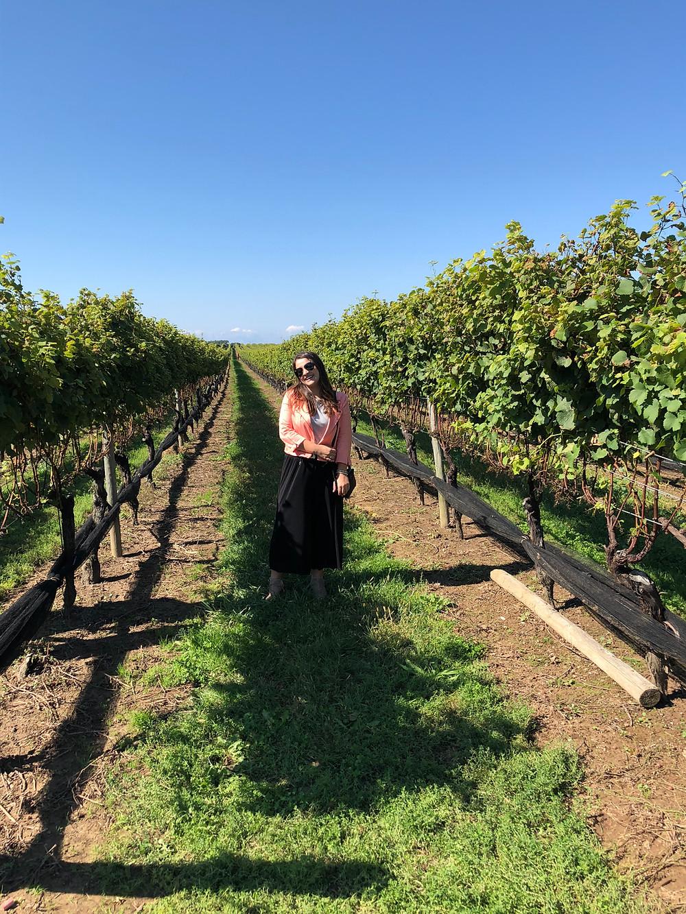 Pindar winery, nyc wine tour, by alana robin