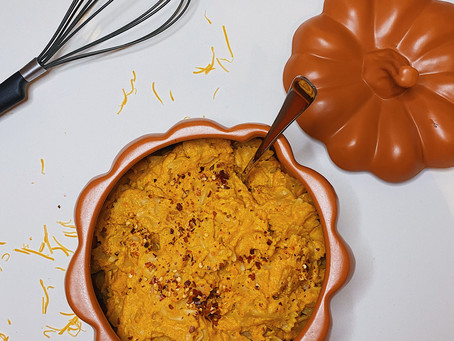 Pumpkin Mac & Cheese Recipe