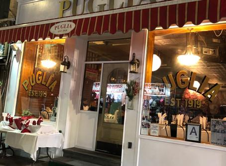 Puglia Birthday Party Restaurant Review | By Alana Robin
