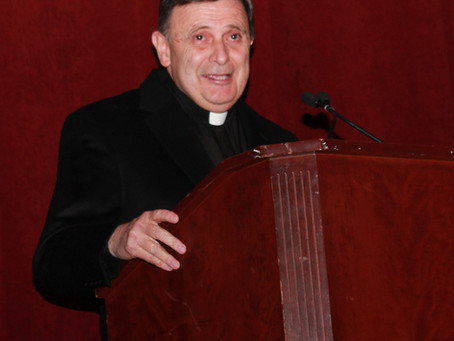 Msgr. Murphy to Celebrate Mass First Sunday of Every Month