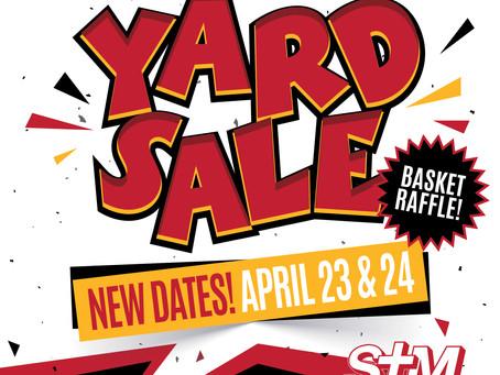 STM Community Yard Sale