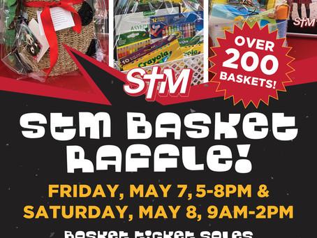 STM Basket Raffle!