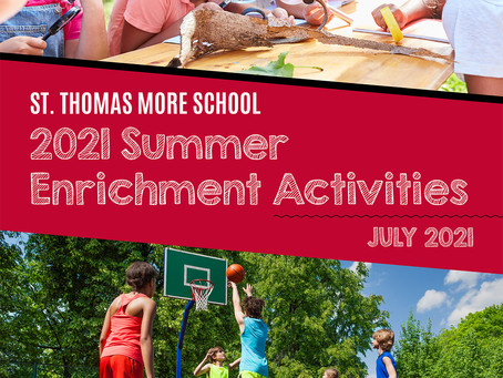 STM 2021 Summer Enrichment Activities