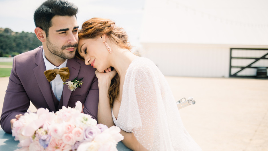 California Wedding Day Featured: A Celestial Inspired Styled Shoot