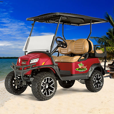 Golf Cart Rental | Koool Rental Services in Placencia