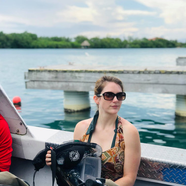 Scuba Diving from Placencia