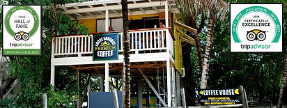 Above Ground Coffee Shop