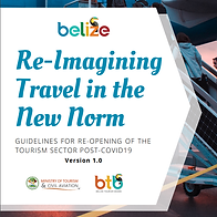 BTB Re-Imagining Travel in the New Norm in Belize