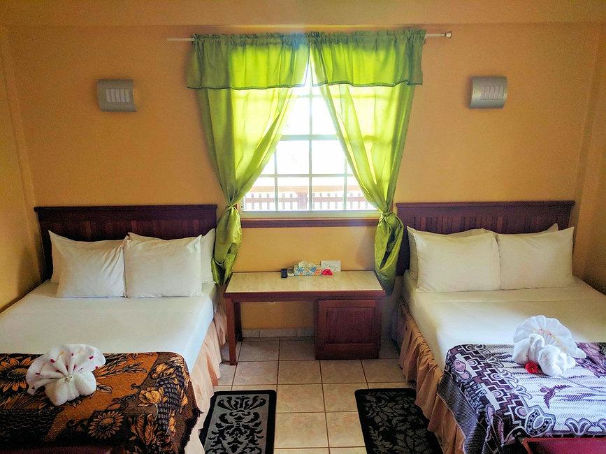 Standard Rooms | Cozy Corner Hotel Placencia