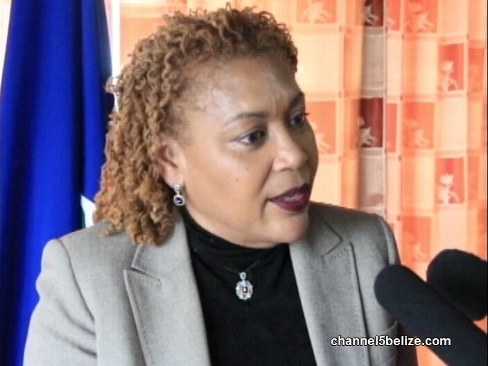 Marilyn Williams | First Edict | Belize Integrity Commission