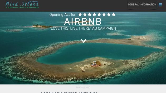 Bird Island Website Project