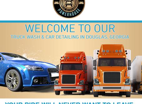 RECENT PROJECT: Hobbs Powerhouse & Truck Wash Website