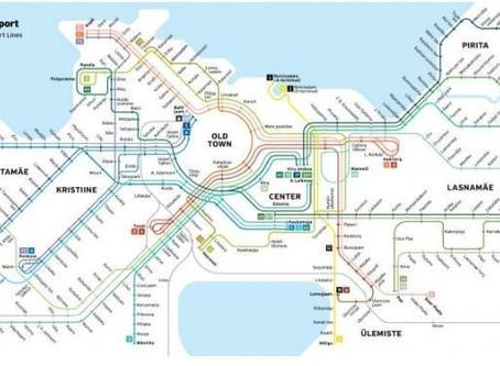 ECONOMIC REVOLUTION: If Estonia can do it, Belize Can Also Have FREE Public Transportation