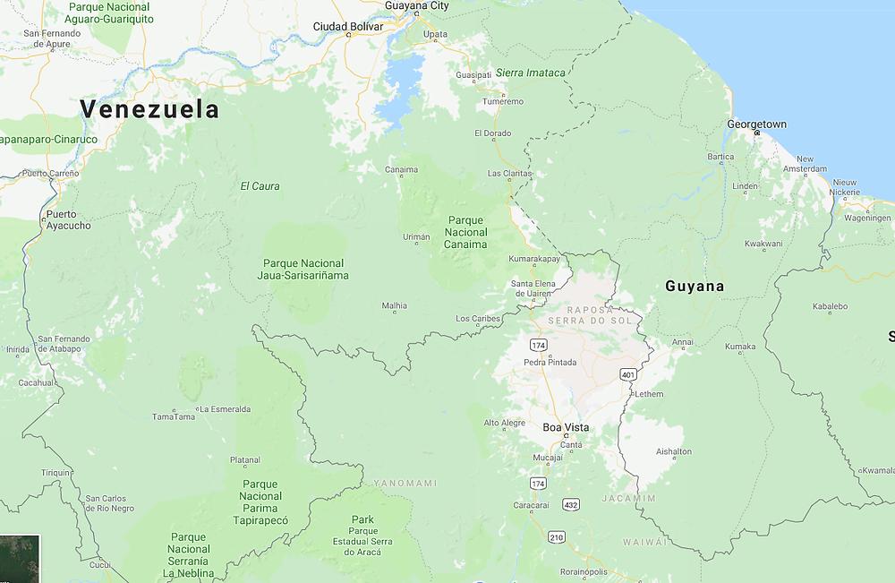 Guyana Venezuela ICJ