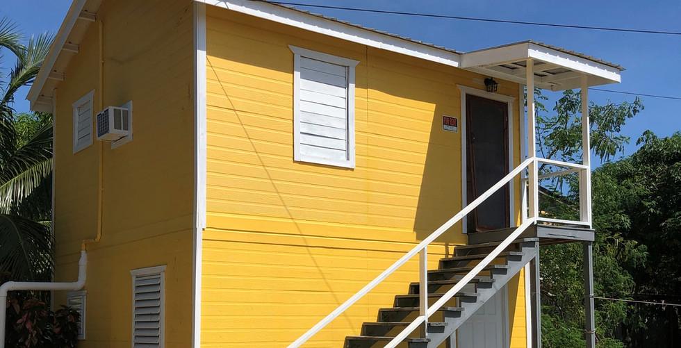 Yellow House | Placencia Rental