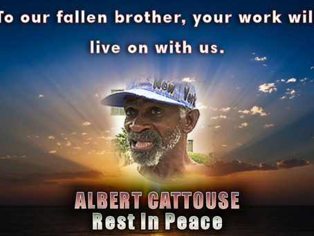 "PRESS RELEASE | ""BPP IS SADDENED BY THE COLD BLOODED KILLING OF MR. ALBERT CATTOUSE"""