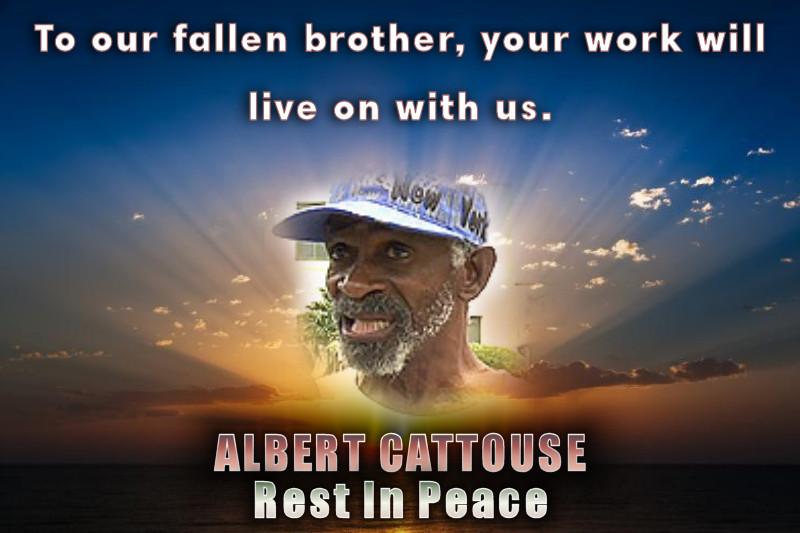 Albert Cattouse Belize