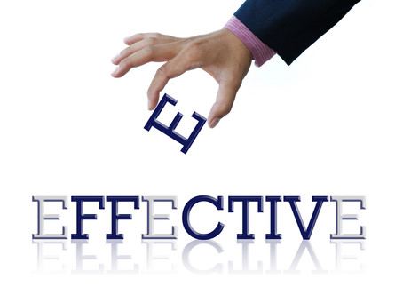 BEING EFFECTIVE AND EFFICIENT