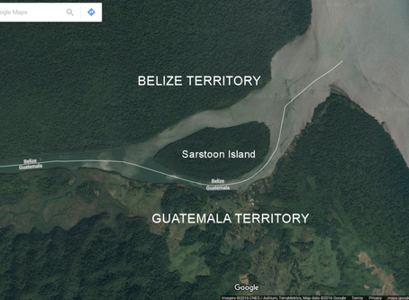 Did Belize really agree to leave the Status Quo as is in the Sarstoon and wait for ICJ resolution?