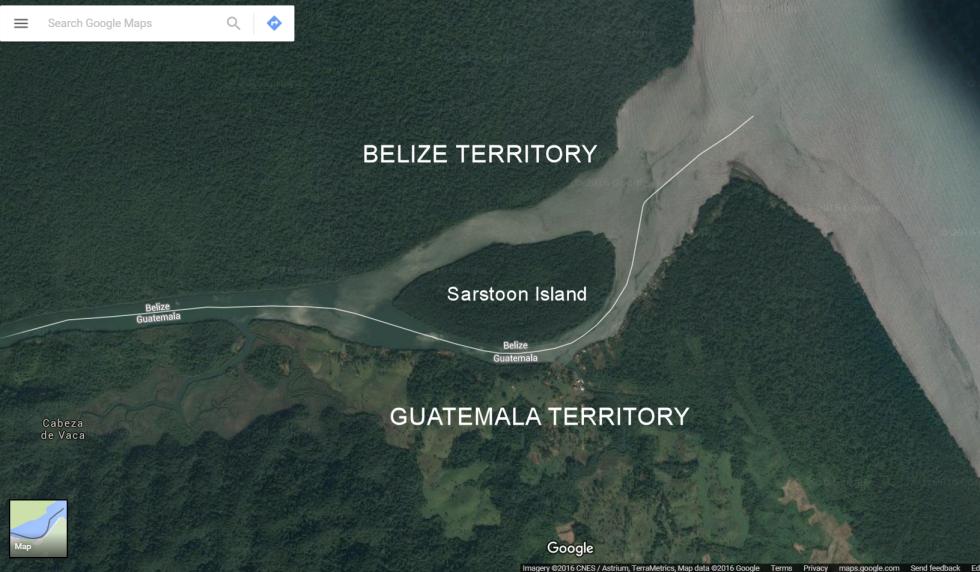 Sarstoon Island Belize