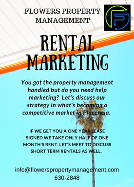 Placencia Rental Property Marketing