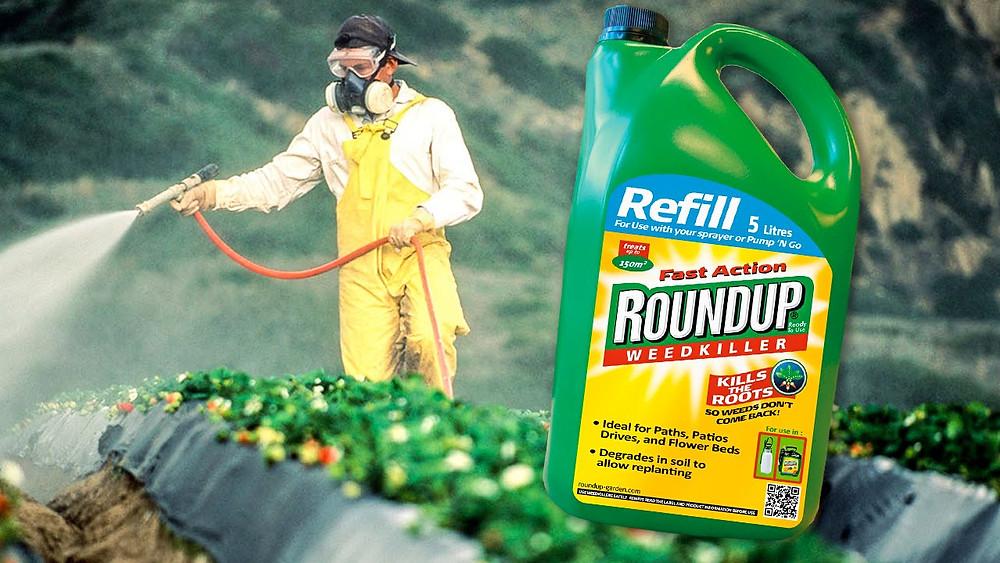 Monsanto Cancer Roundup