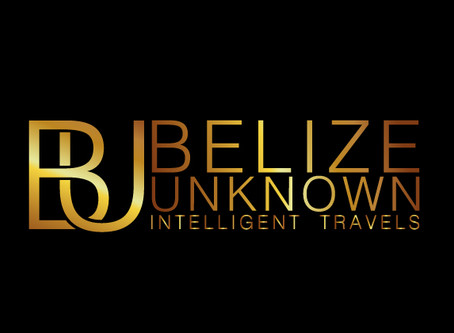 "Recent Project: Logo Design for ""Belize Unknown"" Tour Company"