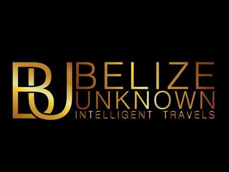 "Recent Project: Logo Design for ""Belize Unknown"" Tour Company"