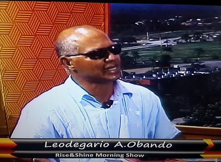 "PRESS RELEASE | ""BPP WELCOMES DR. LEO OBANDO"""