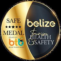 BTB Gold Standard Seal