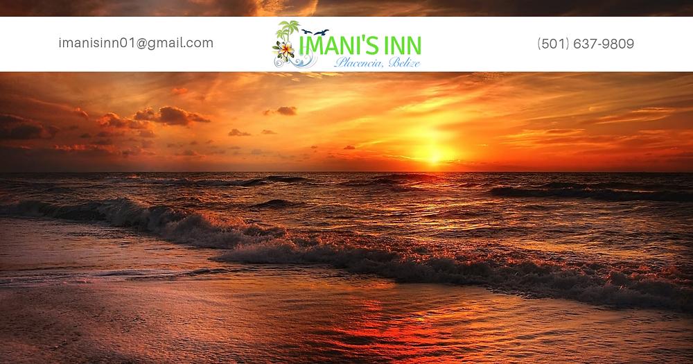 Imani's Inn Placencia - Social Media Share Image