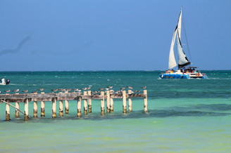 Seascape Photography in Belize